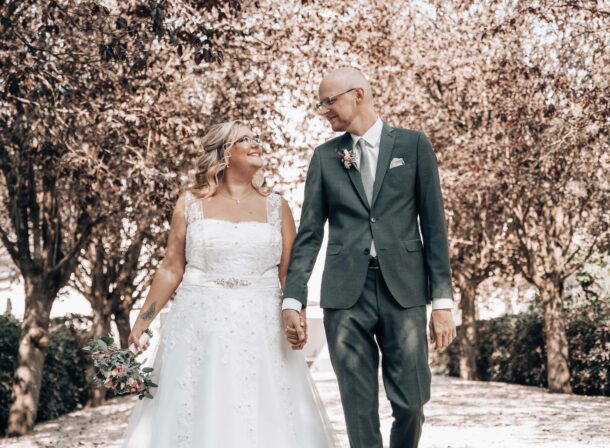 Hochzeitsfotos am Gut Heidefeld Bocholt